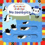 Livro - No zoológico : Com meus dedinhos