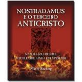 Livro - Nostradamus E O Terceiro Anticristo - Pensamento