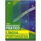 Livro - Novo Minidicionario Pratico De Lingua Portuguesa - Dcl