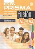 Livro - Nuevo Prisma Fusion A1+a2 - Libro De Ejercicios + Cd - Edn - edinumen