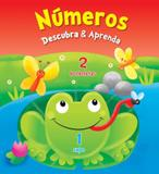 Livro - Números : Descubra & aprenda