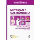 Livro - Nutrição e gastronomia