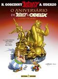 Livro - O aniversário de Asterix e Obelix: O livro de ouro (Nº 34)