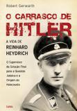 Livro - O Carrasco de Hitler