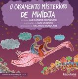 Livro - O casamento misterioso de Mwidja