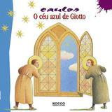 Livro - O céu azul de Giotto