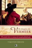 Livro - O chapéu de Vermeer