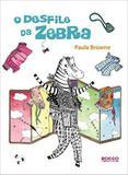 Livro - O desfile da zebra