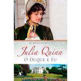 Livro - O Duque e eu (Edição Econômica) BLI-0636 - Arqueiro