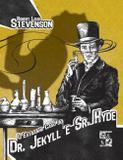 Livro - O estranho caso do Dr. Jekyll e Sr. Hyde