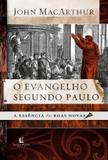 Livro - O evangelho segundo Paulo