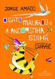 Livro - O gato malhado e a andorinha Sinhá
