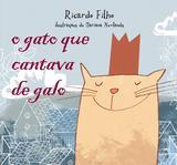 Livro - O gato que cantava de galo