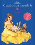 Livro - O guarda-roupa encantado de Bela