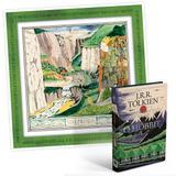 Livro - O Hobbit + Pôster