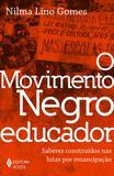 Livro - O movimento negro educador - Saberes construídos nas lutas por emancipação
