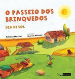 Livro - O passeio dos brinquedos - dia de sol