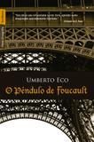 Livro - O pêndulo de Foucault (edição de bolso)