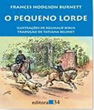 Livro - O pequeno lorde