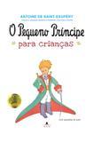 Livro - O pequeno príncipe para crianças