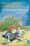 Livro - O pequeno vampiro em perigo