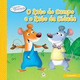 Livro - O rato do campo e o rato da cidade