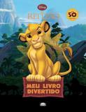 Livro - O Rei Leão: meu livro divertido