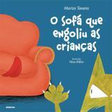 Livro - O sofá que engoliu as crianças