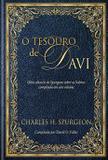 Livro - O tesouro de Davi - Obra clássica de Spurgeon sobre os salmos