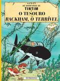 Livro - O tesouro de Rackham o terrível