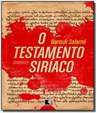 Livro - O testamento siríaco