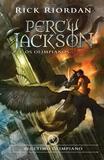 Livro - O último olimpiano - capa nova - (Série Percy Jackson e os olimpianos)