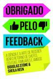 Livro - Obrigado pelo feedback