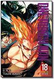 Livro - One-Punch Man Vol. 18