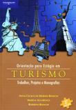 Livro - Orientação para estágio em turismo