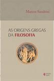 Livro - Origens gregas da filosofia
