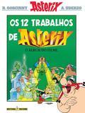 Livro - Os 12 trabalhos de Asterix (álbum do filme)