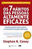 Livro - Os 7 hábitos das pessoas altamente eficazes
