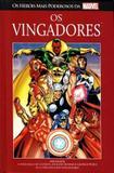 Livro Os Heróis Mais Poderosos da Marvel Os Vingadores