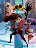 Livro - Os Incríveis 2 - A história do filme em quadrinhos