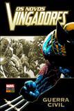 Livro - Os Novos Vingadores – Guerra Civil