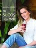 Livro - Os sucos da Mari