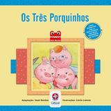Livro - Os três porquinhos