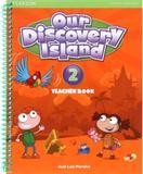 Livro - Our Discovery Island Level 2 - Teacher book + Workbook + Multi-ROM + Online World