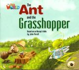 Livro - Our World 2 - Reader 3 - The Ant and the Grasshopper: Based on an Aesop's Fable