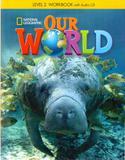 Livro - Our World 2 - Workbook + Audio CD