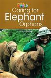 Livro - Our World 3 (BRE) - Reader 1 - Caring for Elephant Orphans
