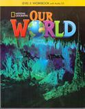 Livro - Our World 5 - Workbook + Audio CD