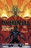 Livro - Pantera Negra: Vingadores Do Novo Mundo - Livro Um