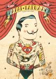Livro - Papai tatuado